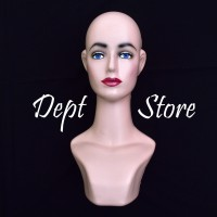 Manekin Kepala Wanita Dewasa | Display Topi | Display Jilbab | Make Up
