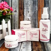 Zalfa Miracle Whitening Series / Kosmetik herbal halal BPOM