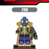 Bane 296 DC Super Heroes Minifigure - Lego KW XINH