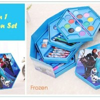 harga Crayon Set 4in1 Frozen / Paket Mewarnai Spidol Pensil Cat Warna Tokopedia.com