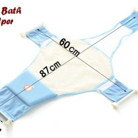 jaring mandi bayi / Baby bath helper mesh / alat bantu mandi bayi