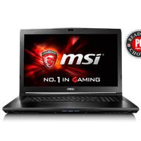 Jual MSI GP62 7RD Leopard   Core i7-7700 HQ - GeForce GTX1050 4GB   256GB Murah