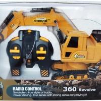 harga Mainan Truk Excavator Remote Control RC Ekavator Tokopedia.com