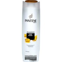 Pantene Shampoo Long Black 340ml