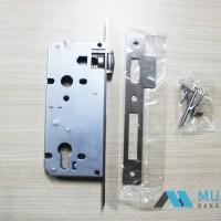 Body Kunci Pelor Dekkson Mts Rl Dl8585 (body Kunci 2 Daun Pintu Kayu)