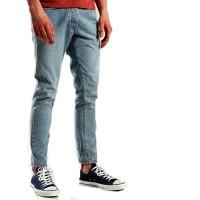 Ispro Celana Jeans Denim Birumuda Best Seller -Celana pria bestse