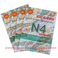 Kiat Sukses Mudah dan Praktis Mencapai N4 Edisi Baru - Gakushudo