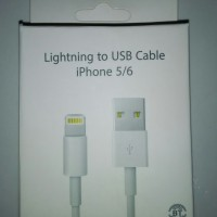 Lightning to USB Cable iPhone 5/6