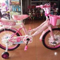 Sepeda frozen anak 18 inci/sepeda frozen murah