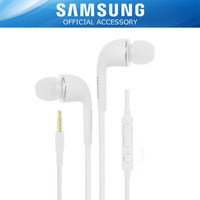 Handsfree / Headset Samsung Galaxy S5 EO-EG900BW, 100% asli, Putih