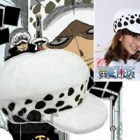 Topi Trafalgar Law One Piece Hat