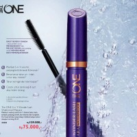HARGA PROMO/Maskara Tahan Air/The One 5IN1 Wonder Lash/Oriflame
