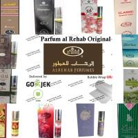 Parfum Al-Rehab 6ml - Al Rehab ORIGINAL AlRehab - BUKAN KW