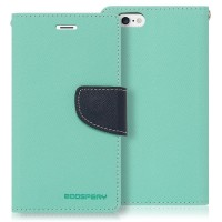 Zenfone 5 Cover Case MINT Goospery Fancy Diary Asus Zenfone5