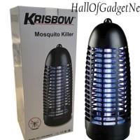 Jual Perangkap Nyamuk Ruangan / Mosquito Repellent Lampu UV Moztec Krisbow Murah