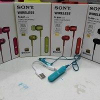Handsfree/Headset bluetooth Sony MDR EX750BT earphone wireless