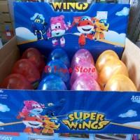 harga Super Wings Deformation Eggs / Surprise Eggs KW Tokopedia.com