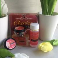 cream pemutih clarien ex grosia box merah original paket