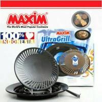 Maspion Ultra Grill 25cm. Alat Panggang Pemanggang Panggangan Bbq
