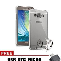 harga Casing Metal Bumper Mirror For Samsung E5 + Free Usb Otg Micro Tokopedia.com