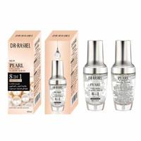 Harga dr rashel 8 in 1 face serum new pearl collagen elastin serum pearl | Pembandingharga.com