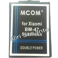 Baterai M-COM BM47 For Xiaomi Redmi 3 Double Power 5000mAh