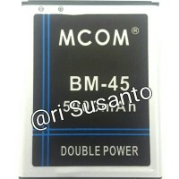 Baterai M-COM BM45 For Xiaomi Note 2 Double Power 5000mAh
