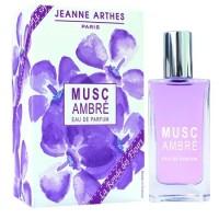 Parfum Jeanne Arthes La Ronde Des Fleurs Musc Amber