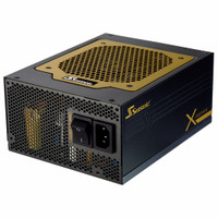 Seasonic X1050 1050W Full Modular - 80 + Gold Certified
