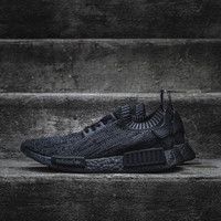 SNEAKERS ADIDAS NMD PRIMEKNIT R1 *pitch black