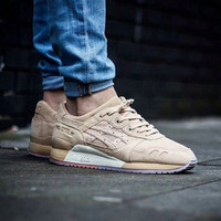SNEAKERS WMNS ASICS GEL LYTE III CLOT SAND