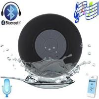 Bluetooth Shower Speaker Portable Waterproof BTS-06 Anti Air Tempel