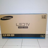 Tv Led Samsung 32 Inch mulus fullset segel