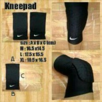 Legsleeve Legpad Kneepad Short Nike Padded