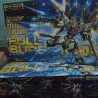 GUNDAM MG 1/100 STRIKE FREEDOM FULL BURST MODE