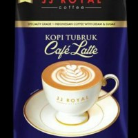 JJ ROYAL COFFEE TUBRUK CAFE LATTEE