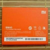 Jual Batterai batre Xiaomi Redmi Note 2 ORIGINAL Tipe BM45 Murah