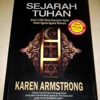 Novel Sejarah Tuhan ( Karen Armstrong) Best Seller