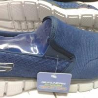 Skechers air cooled memory foam for men ori no box murah