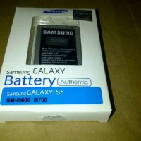 Baterai Battery Samsung Galaxy S5 Original 100%