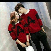 sweater couple A