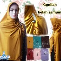 jilbab belah samping