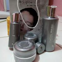 Jual Cream glowing Dari MS Glow Murah
