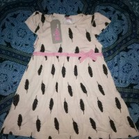 dress bobo pita fur