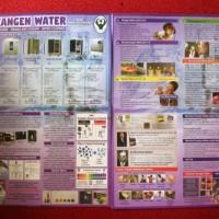 Jual Brosur Kangen Water (100pcs) Murah