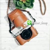leather case camera fujifilm XA2/XM1/XA1