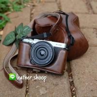 leather case fujifilm XA2/XA1/XM1