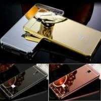Hardcase Bumper Slide Mirror Samsung Galaxy V2 / J1 Mini Prime