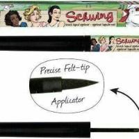 The balm schwing eyeliner liquid black