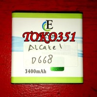 Batre Baterai Alcatel Alkatel One Touch D668 D 668